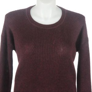 Athleta - Burgandy Sweater - Size L